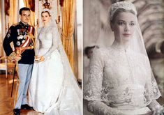 I want a wedding dress like her dress. I find it so elegant (except I want a bigger skirt)