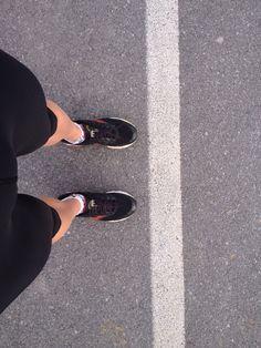 Ready to run. #run#nature#platformgreen