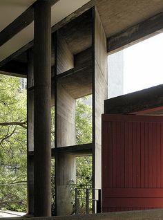 Le Corbusier – Charles-Édouard Jeanneret-Gris (1887-1965) | Palais des Filateurs | Ahmedabad, Inde | 1951