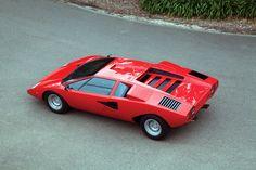 1974-78 Countach LP400