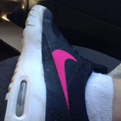 Cool and comfortable Nike shoes they were around $50 lol