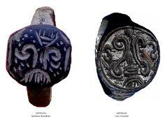 Inelul din bronz de la Seimeni şi inelul din bronz descoperit la Lviv, Ucraina Bookends, Home Decor, Decoration Home, Room Decor, Home Interior Design, Home Decoration, Interior Design