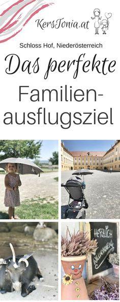 Wir haben den perfekten Familienausflug gefunden: Schloss Hof / Marchfeld / Niederösterreich - Kinderfreundlich / Familienfreundlich; Streichelzoo, Spielplatz, kinderfreundliches Restaurant mit Spielecke, Irrgarten, Ponyreiten und vieles mehr.