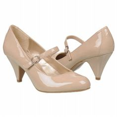 Naturalizer Women's Katia Shoe...really like, maybe I'll get them for me...not for the wedding..