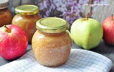 Bon appetit mon amie: Dżem z jabłek i cukinii Onion, Apple, Vegetables, Fruit, Food, Bon Appetit, Apple Fruit, Onions, Essen
