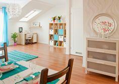 MSP Home Staging - Tudatos ingatlanfelkészítés és -értékesítési marketing: A pink-türkiz lakás Home Stagingjének hipergyors sikere