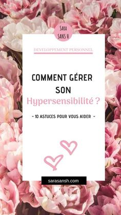 I give you 10 tips to manage your hypersensitivity daily and ap . - - I give you 10 tips to manage your hypersensitivity everyday and learn to be happier =) Reiki, Miracle Morning, Highly Sensitive Person, Meditation, Happy Mom, Best Blogs, I Feel Good, Positive Attitude, Stress Free