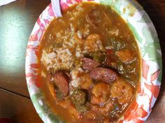 October 12 is National Gumbo Day - just sayin' ... @Marlee Benefield