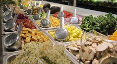 Sweetgreen Greens Restaurant, Fast Food Restaurant, Cafe Restaurant, Restaurant Design, Restaurant Ideas, Salad Restaurants, Salad Shop, Breakfast Cafe, Cafe Design