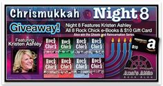 Chrismukkah Favorites Night 8 – Kristen Ashley