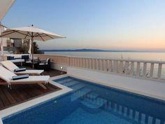 Urlaub in #Kroatien in einem wunderschönen Strandhaus am Meer! Der Sommer kann kommen :)