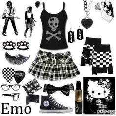Skull and bones outfit