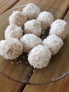 Raw coconut candy | Wat eet je dan wel?