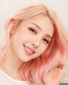 Pony park hye min make up 🌹🌹😶 Pony Effect Makeup, Pony Makeup, Beauty Makeup, Hair Makeup, Hair Beauty, Park Hye Min, Drawing People Faces, Dream Hair, Girls Makeup