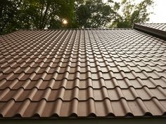 1000 images about metal roofing on pinterest metal roof for Spanish style roof shingles