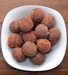 Cinnamon Sugar Pretzel Bites | Get Into These Cinnamon Sugar Pretzel Bites Just Because They're Awesome