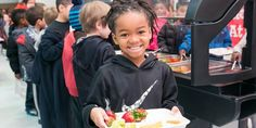 How Schools Can Get Children to Eat Their Vegetables