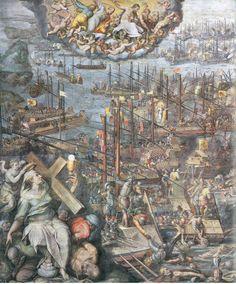 Batalha de Lepanto (Nosso Senhora do Rosário)