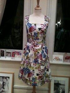 Beautiful Spring/Summer Dress at Beau Monde