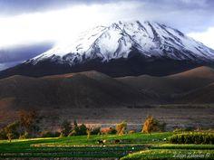 Volcan Misti - Arequipa, Peru