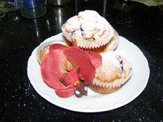 Bezlepkové banánové muffiny s ovocím