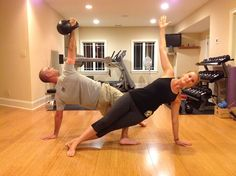 Kettlebells and Pilates at Coreworks Fitness in Columbia, Maryland! >> My favorite place to go when I am in in MD!!!!