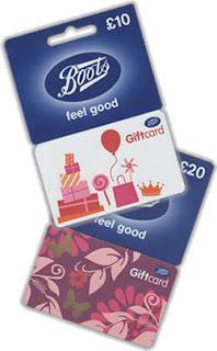 Raising The Rainbows: #Win a £30 Boots Giftcard