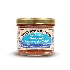 Le Comptoir de Mathilde tapenade van tonijn met tomaten en paprika  SHOP ONLINE: https://www.purelifestyle.be/food-drinks/food/aperitief/le-comptoir-de-mathilde-tapenade-van-tonijn-met-tomaten-en-paprika.html