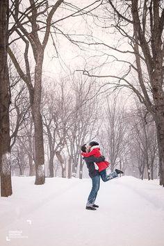 chantale_lecours_photographe hiver, winter, montreal, couple, snow