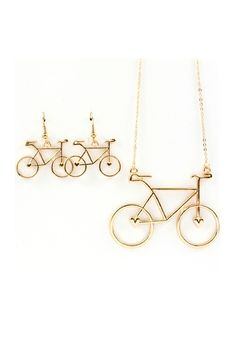 These are so cute!!!! To bad it's not bicycle weather...