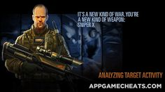 Sniper X with Jason Statham Tips, Cheats, & Hack for Gold & Cash  #Action #Adventure #JasonStatham #SniperX http://appgamecheats.com/sniper-x-jason-statham-tips-cheats-hack-gold-cash/