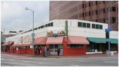 The Original Pantry Cafe #dining #history #landmarks