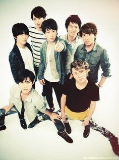 Kanjani∞ 関ジャニ∞  ♡ love love love ♡  Who do you like??