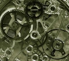 Clock inside   Time   Pinterest   Movement Photography, Mechanical ...