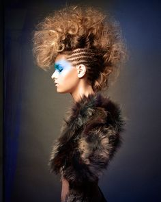 To kick off the excitement of the North American Hairstyling Awards (NAHA), the Professional Beauty Association (PBA) presents the 2016 NAHA finalists. Catwalk Hair, Runway Hair, Naha, Creative Hairstyles, Up Hairstyles, Avant Garde Hairstyles, Crazy Hair, Big Hair, Pelo Editorial