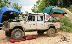 Land Rover Expedition Defender by Rallywerk - 130 R(hino) Land Rover 130, Land Rover Defender 130, Land Rovers, Landrover Defender, Vw Bus, Bug Out Vehicle, Expedition Vehicle, 4x4 Trucks, Truck Camper