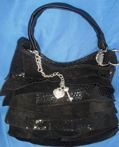 Security purse chains, Looks great on handbags.