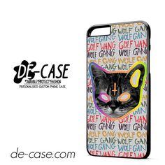 OFWGKTA Golf Wang Wolf Gang The Creator Odd Future Crew Tyler Earl DEAL-8124 Apple Phonecase Cover For Iphone 6/ 6S Plus