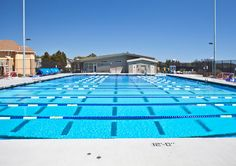 The Tamalpais High School pool is open year round for adult lap swim through Community education.
