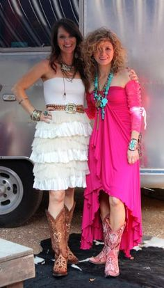 The Junk Gypsies worked their design magic for Blake and Miranda's Texas wedding. See all the photos here >> http://www.greatamericancountry.com/living/lifestyles/blake-shelton-and-miranda-lambert-s-junk-gypsy-wedding-pictures?soc=pinterest