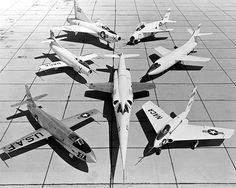 X planes