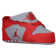quality design 79e33 b2609 Jordan 1st Crib - Boys  Infant - Basketball - Shoes - Black White Stealth