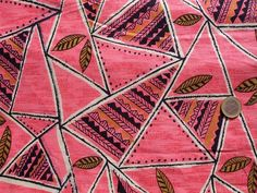South African Fabric Prints | The Naked Seamstress: Fabric from South Africa