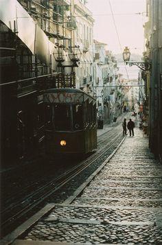 Tranvía de Lisboa - Lisbon train