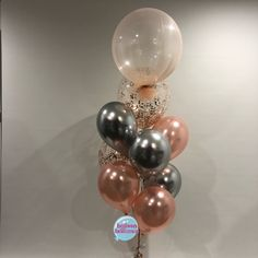 Confetti, Tulle and Tassels - Balloon Brilliance Tulle Balloons, Confetti Balloons, Latex, Tassels, Bubbles, 18th, Floor, Popular, Most Popular