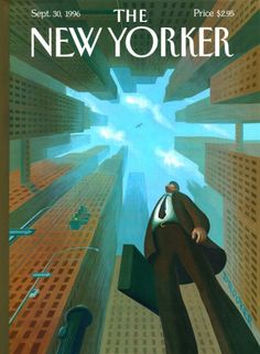 Covers magazine New Yorker