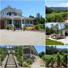 The Vineyard House: Napa