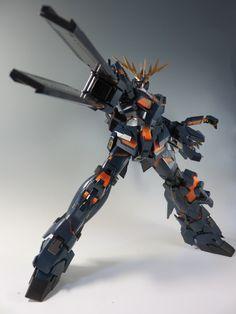 Denderop's Detailed REVIEW: P-Bandai PG 1/60 Expansion Unit Armed Armor VN/BS for PG RX-0 Unicorn Gundam 02 Banshee. No.41 Images, Info http://www.gunjap.net/site/?p=284555