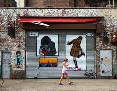 """Nick Walker. """"The City Needs…C'est Parfait"""" (Photo © Jaime Rojo)"""