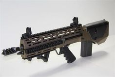 M14 Rogue Chassis System. Holy shit I'm in love